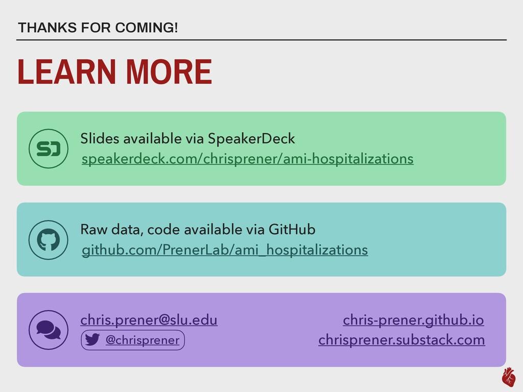 Slides available via SpeakerDeck speakerdeck.co...