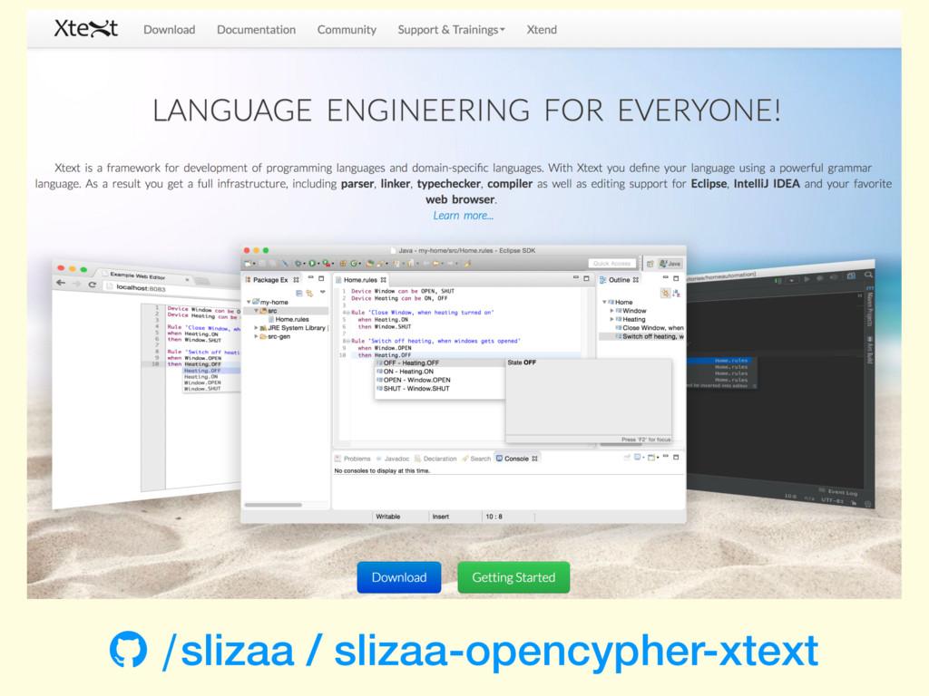 ' /slizaa / slizaa-opencypher-xtext