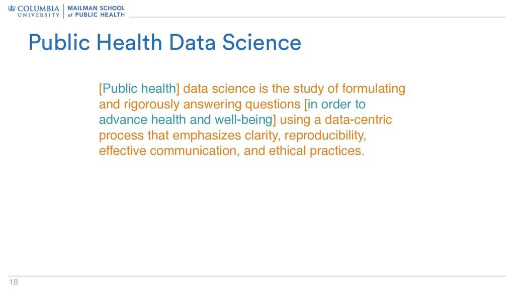 18 Public Health Data Science [Public health] d...