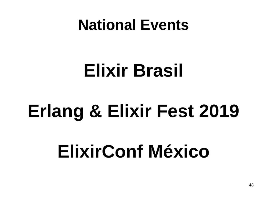 48 Elixir Brasil Erlang & Elixir Fest 2019 Elix...