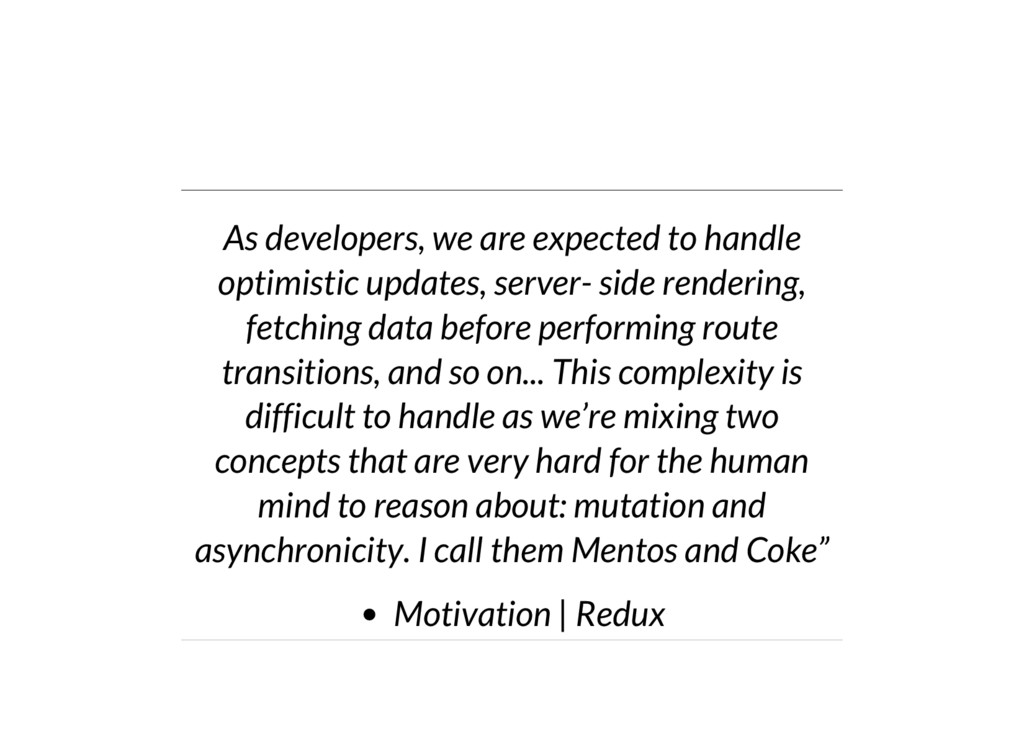 As developers, we are expected to handle optimi...