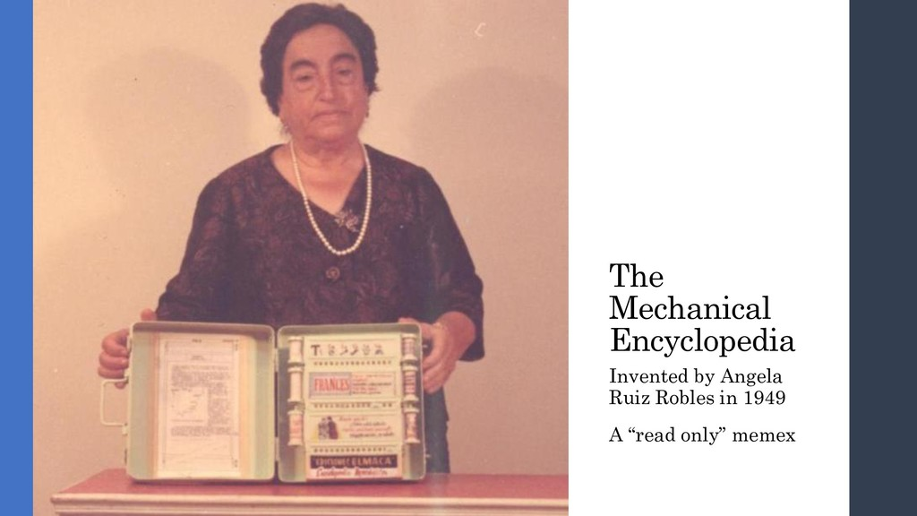 The Mechanical Encyclopedia Invented by Angela ...