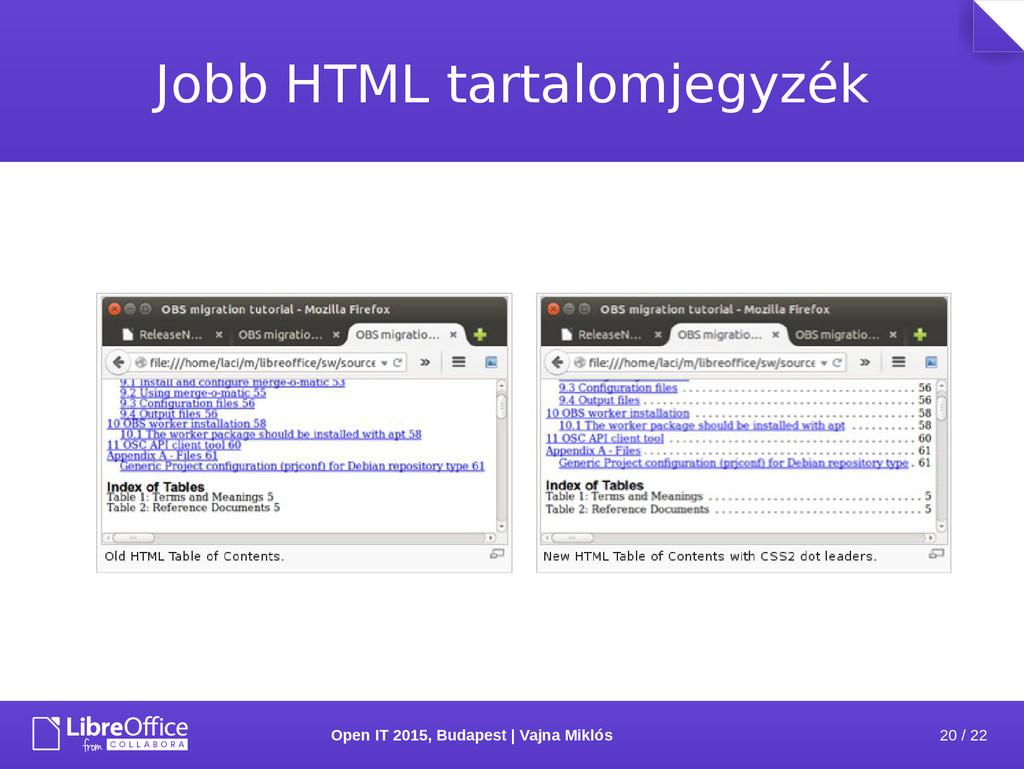 20 / 22 Open IT 2015, Budapest | Vajna Miklós J...