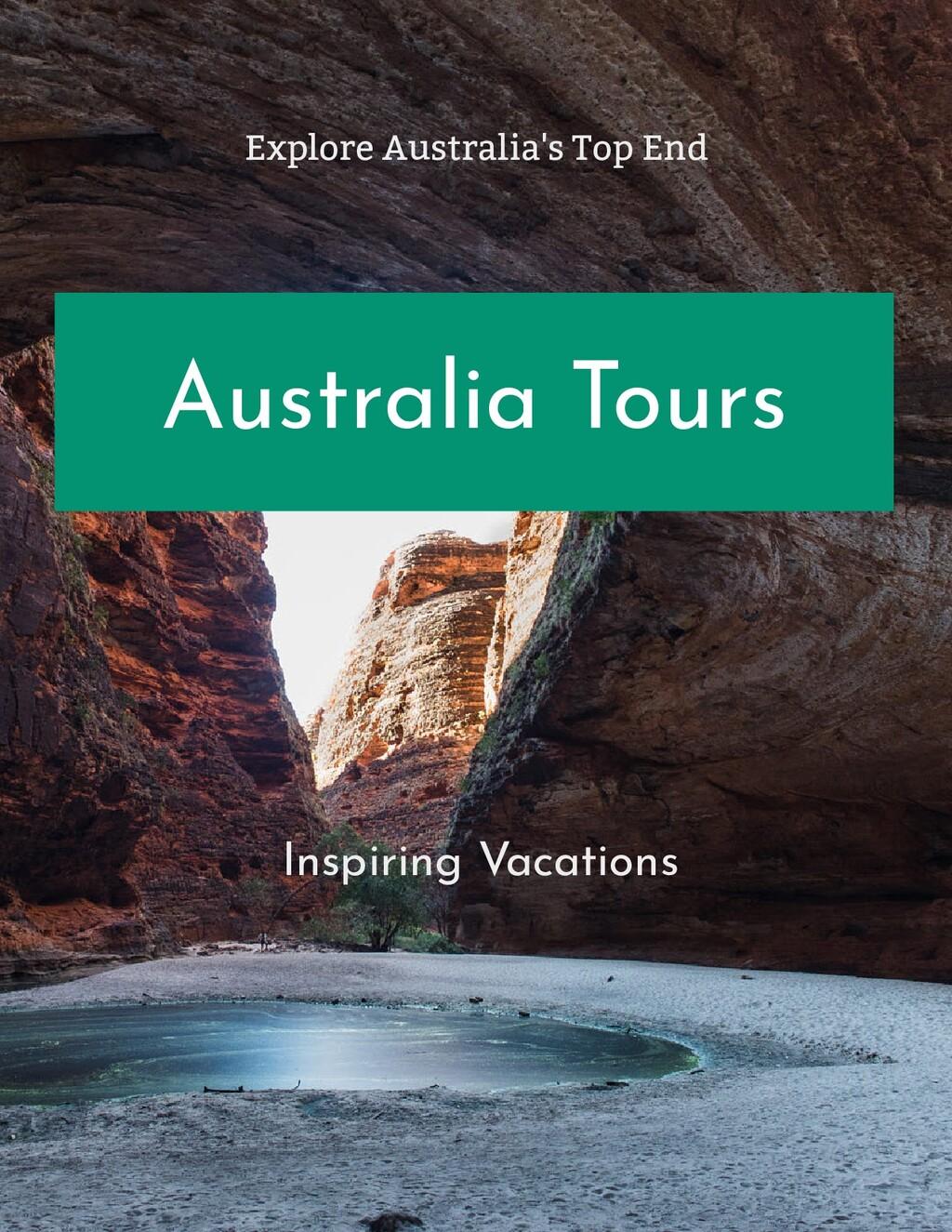 Explore Australia's Top End Inspiring Vacations...