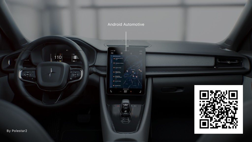 By Polestar2 Android Automotive