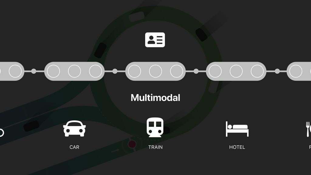 HOTEL TRAIN CAR F Multimodal