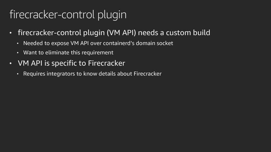 firecracker-control plugin • firecracker-contro...