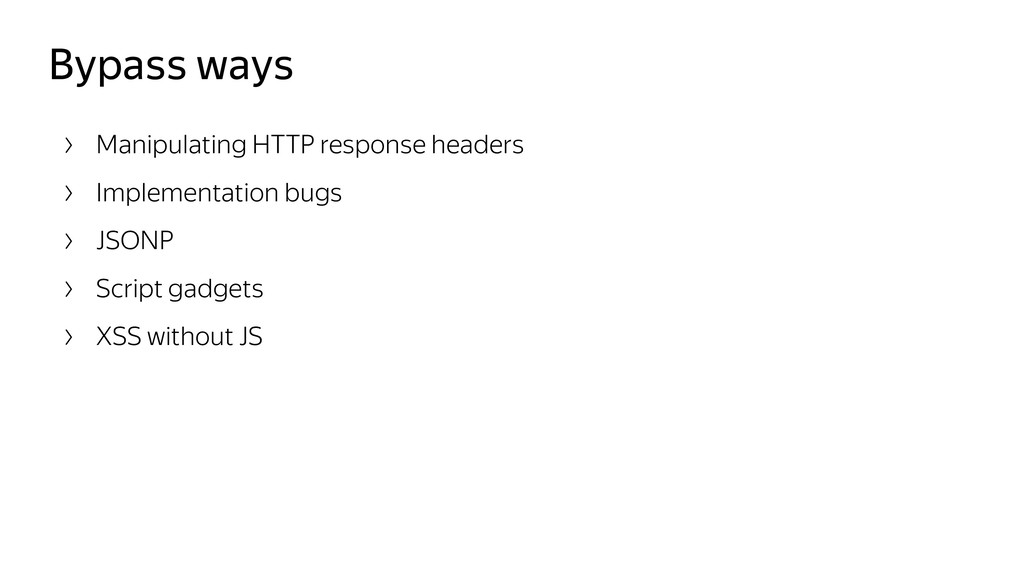 Bypass ways Manipulating HTTP response headers ...