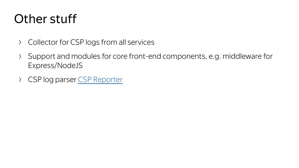 Other stuff Collector for CSP logs from all ser...