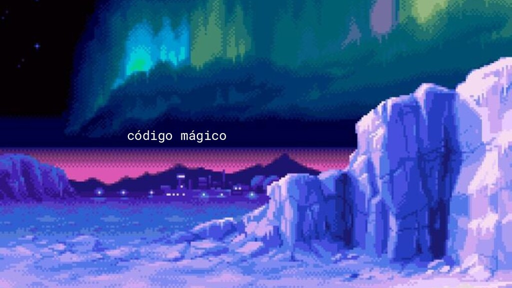 código mágico