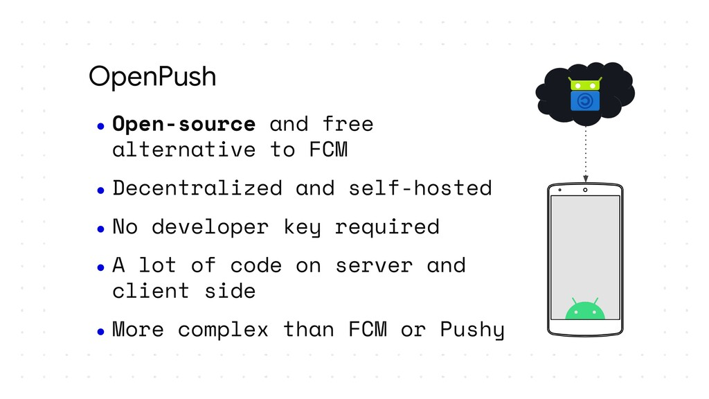 OpenPush ● Open-source and free alternative to ...