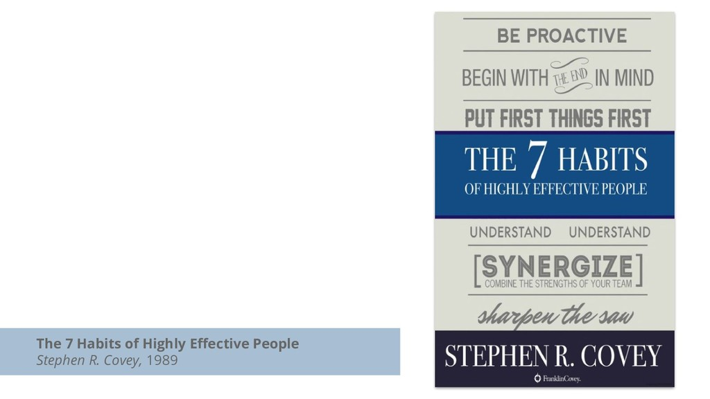 The 7 Habits of Highly Effective People Stephen ...