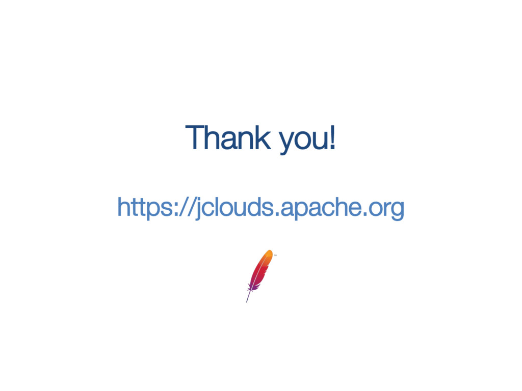 Thank you! https://jclouds.apache.org