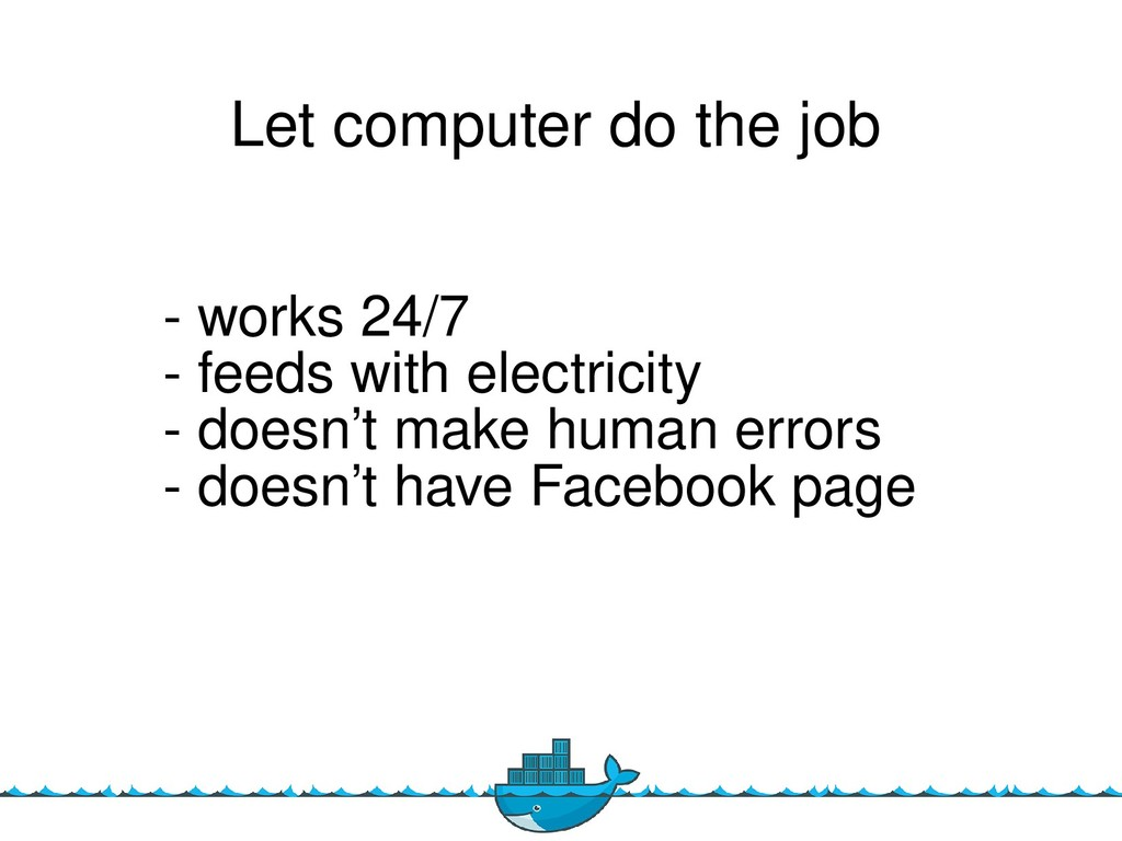 Lete computere doe thee job -e workse 24/7 -e f...