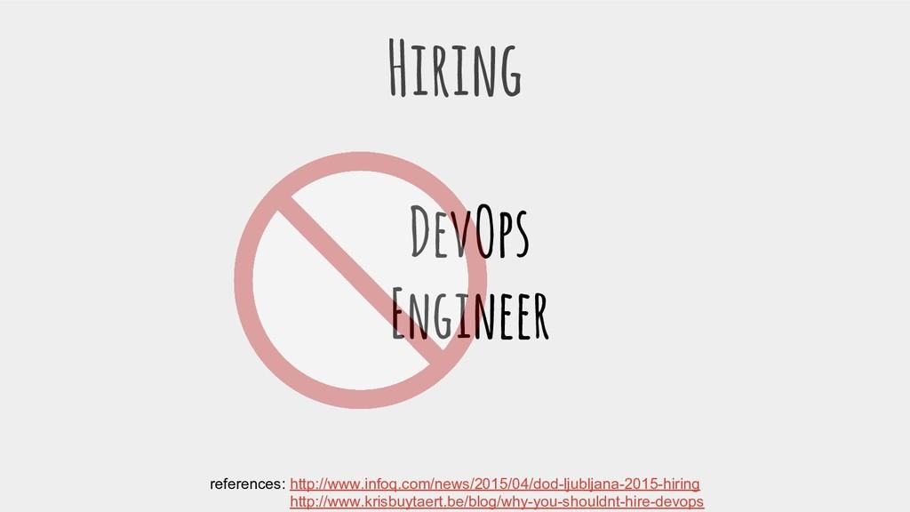 DevOps Engineer Hiring references: http://www.i...