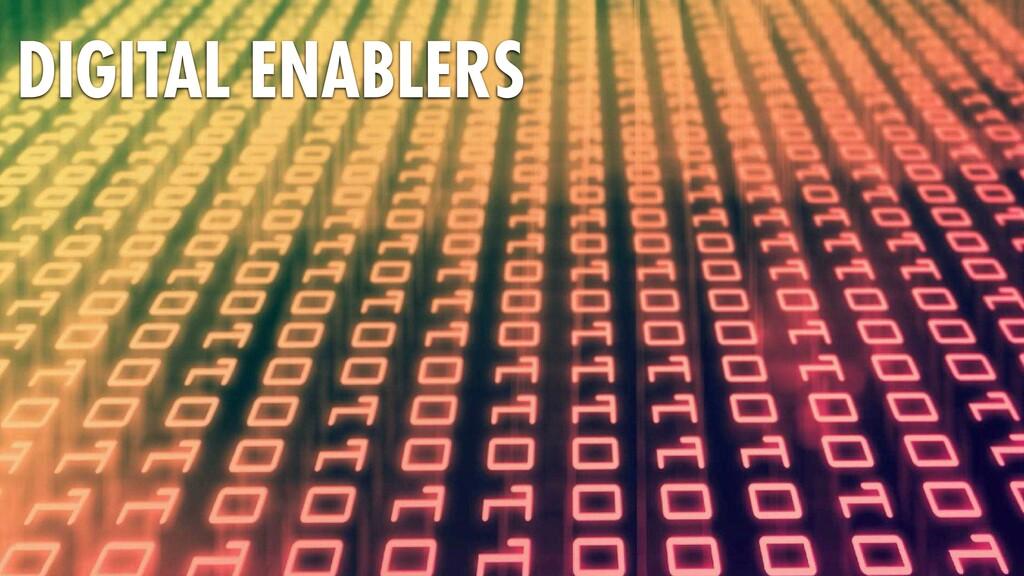 DIGITAL ENABLERS