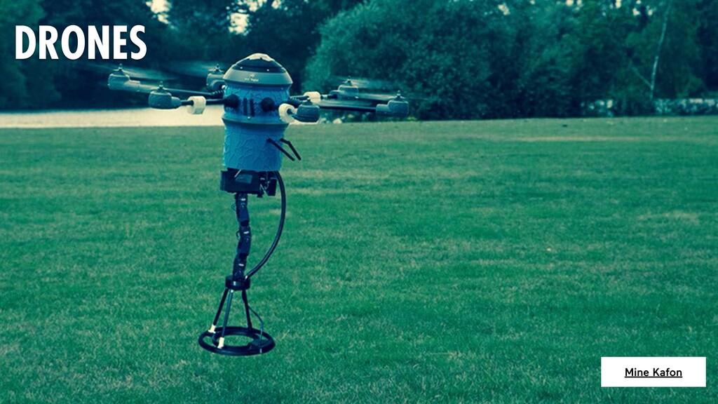 Mine Kafon DRONES