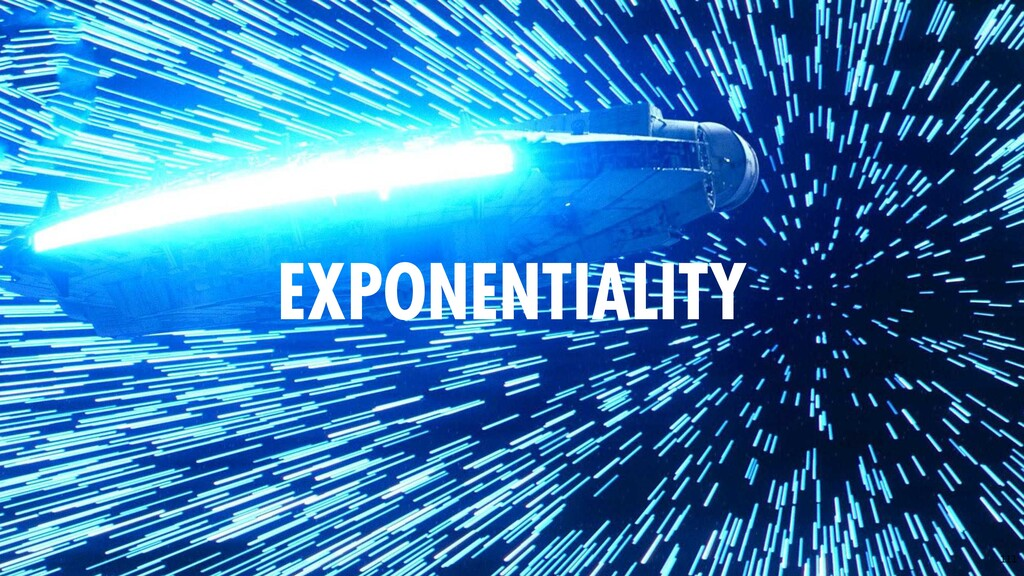 111 EXPONENTIALITY
