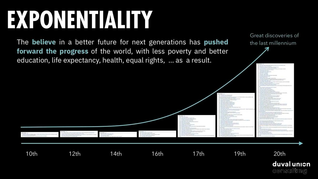 EXPONENTIALITY