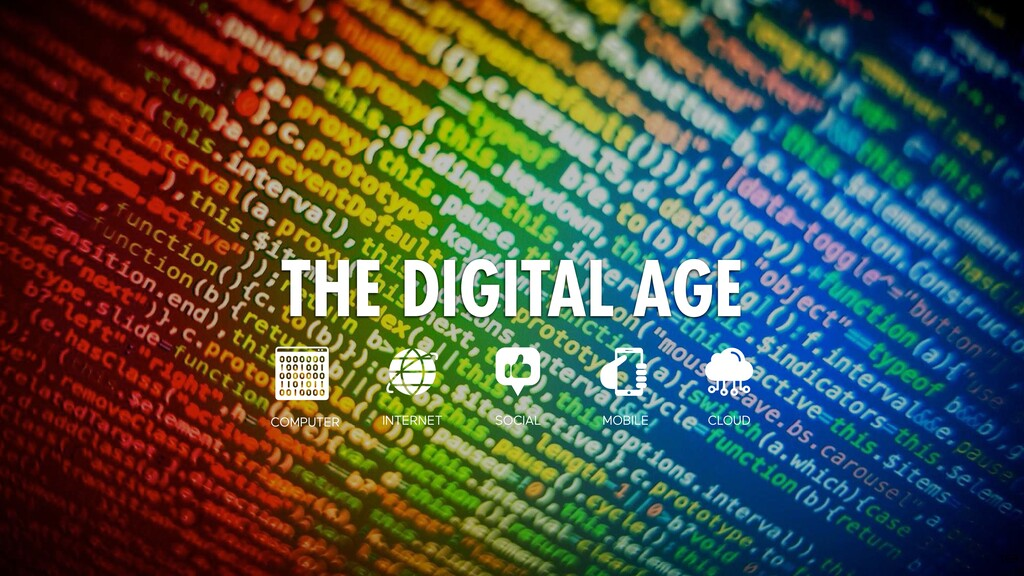 169 THE DIGITAL AGE INTERNET SOCIAL MOBILE CLOU...