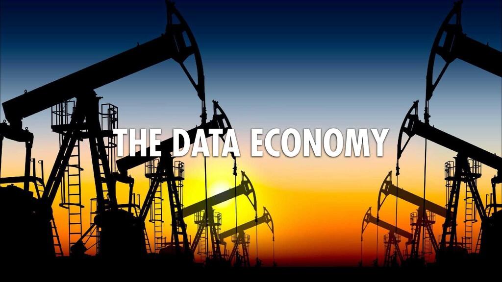 195 THE DATA ECONOMY