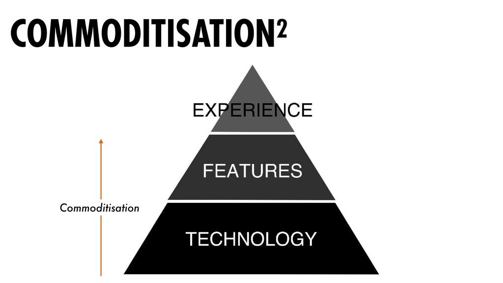 Commoditisation COMMODITISATION2