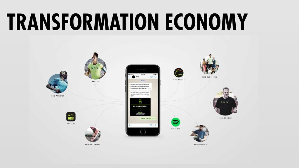 TRANSFORMATION ECONOMY