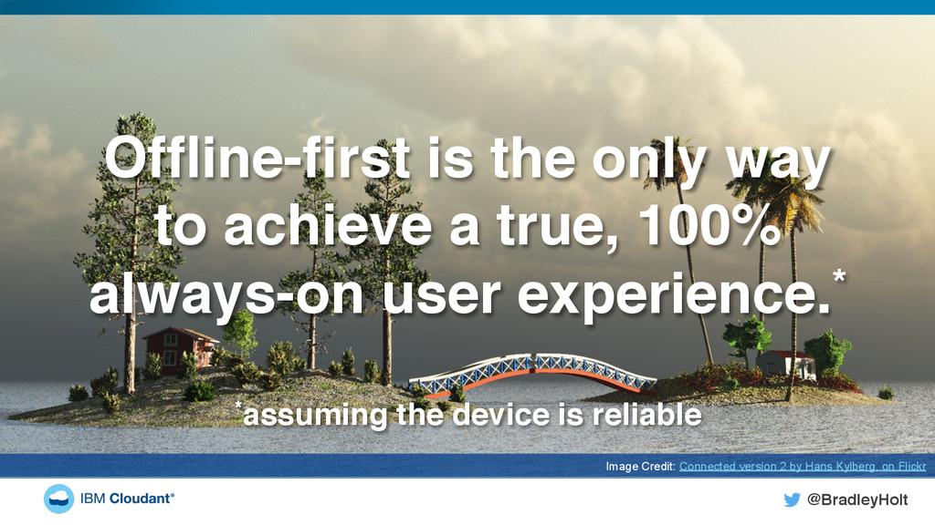 @BradleyHolt! Image Credit: Connected version 2...