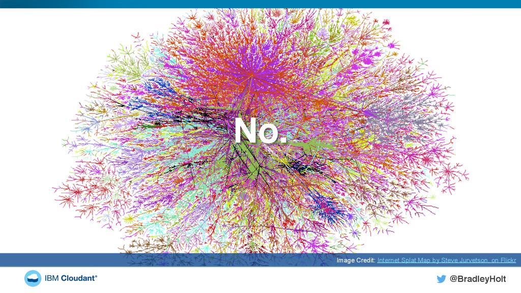 @BradleyHolt! No.! Image Credit: Internet Splat...