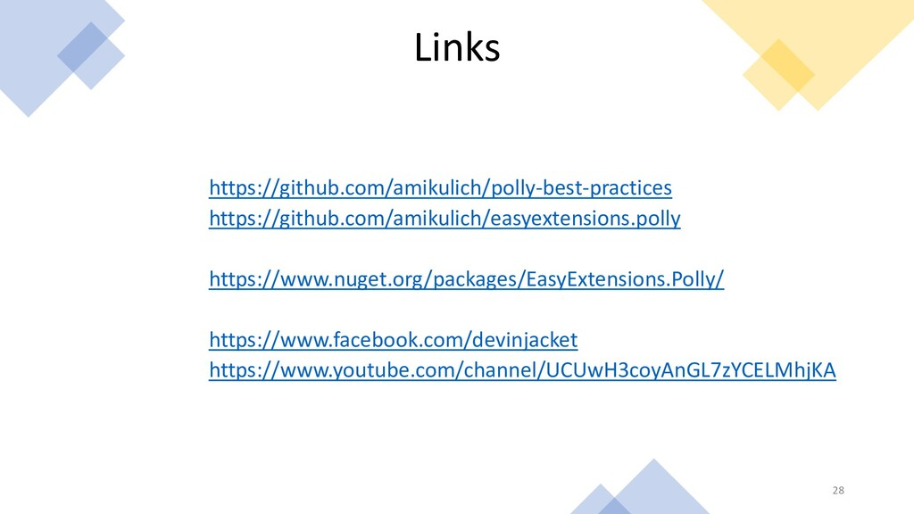 Links https://github.com/amikulich/polly-best-p...