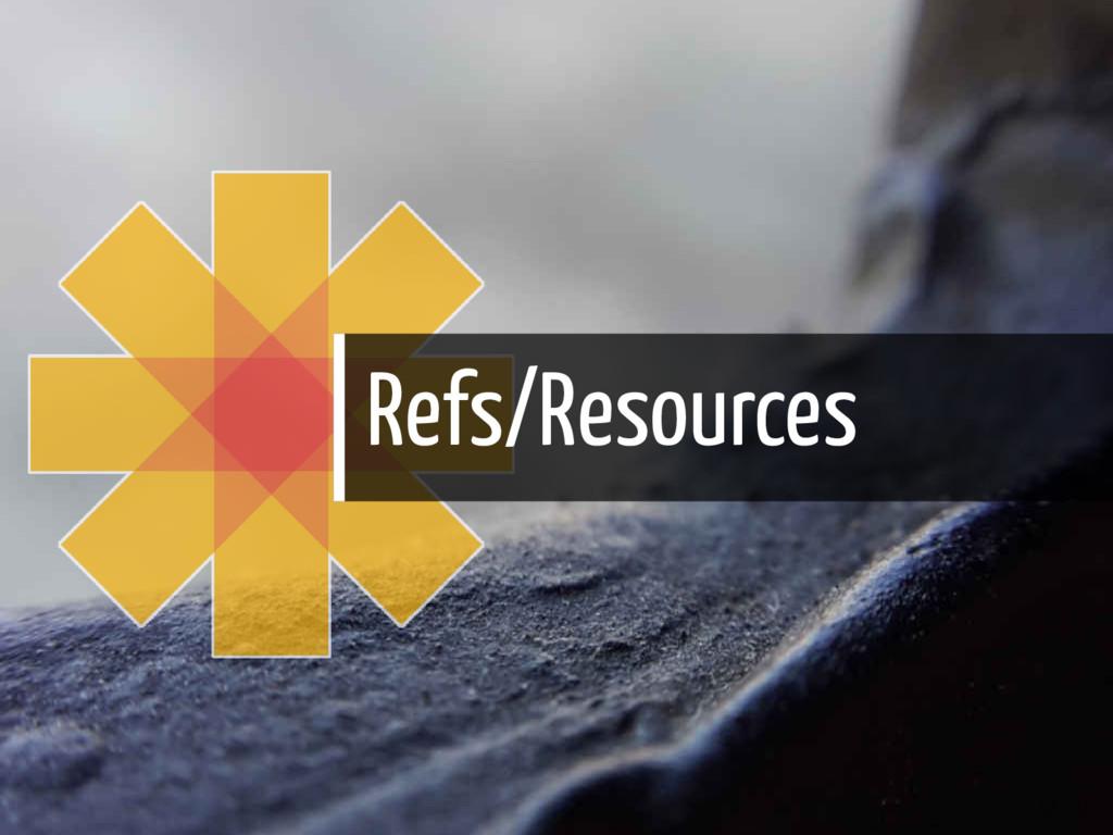 Refs/Resources 54 / 56