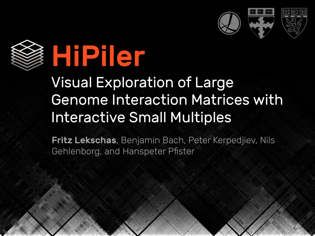 HiPiler Visual Exploration of Large Genome Inte...