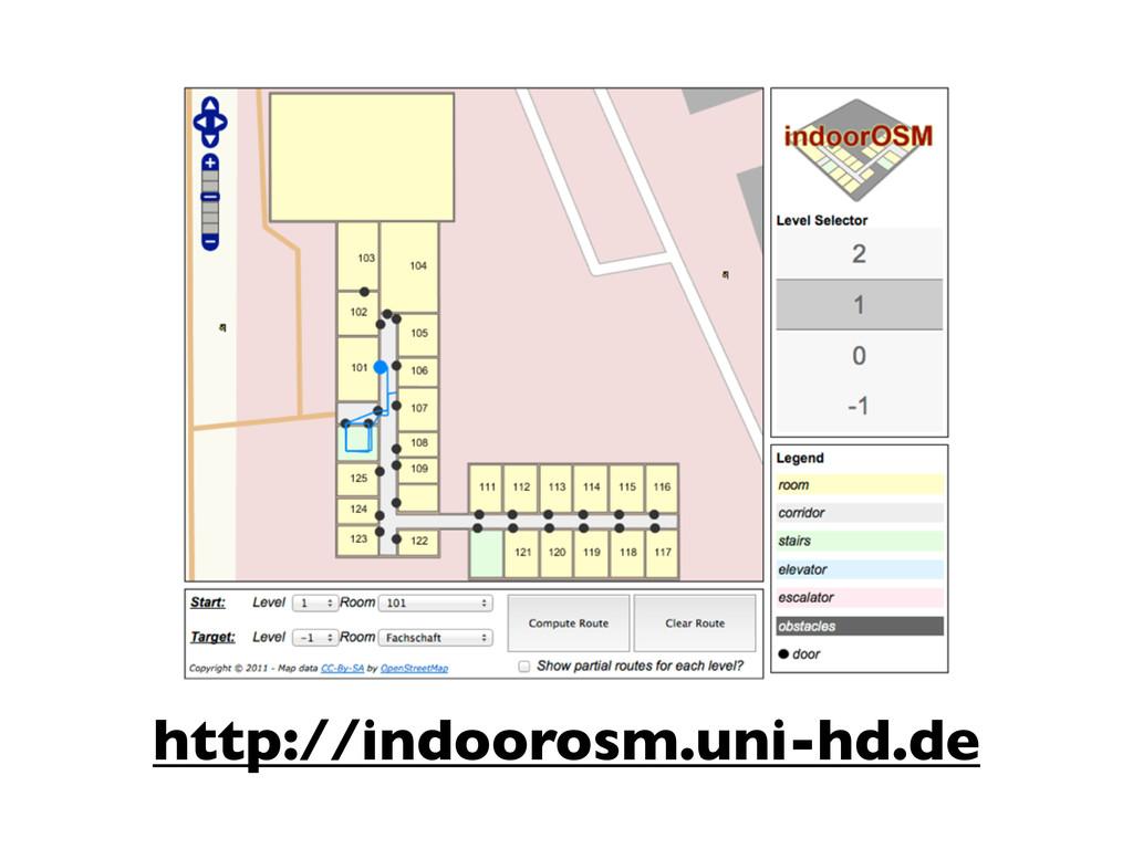 http://indoorosm.uni-hd.de