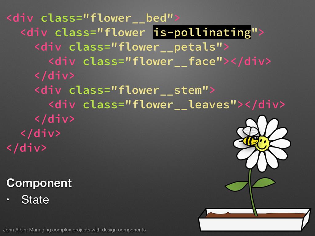 """<div class=""""flower__bed""""> <div class=""""flower is..."""