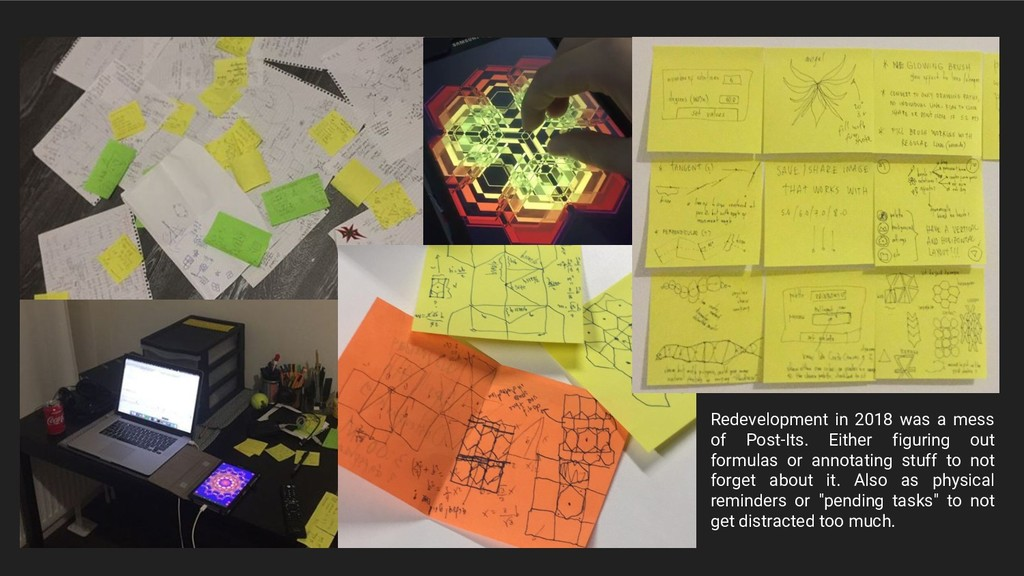 Redevelopment in 2018 was a mess of Post-Its. E...
