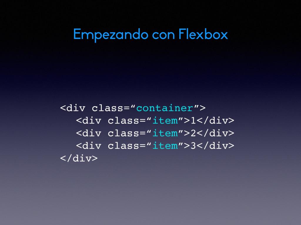 "<div class=""container""> <div class=""item"">1</di..."