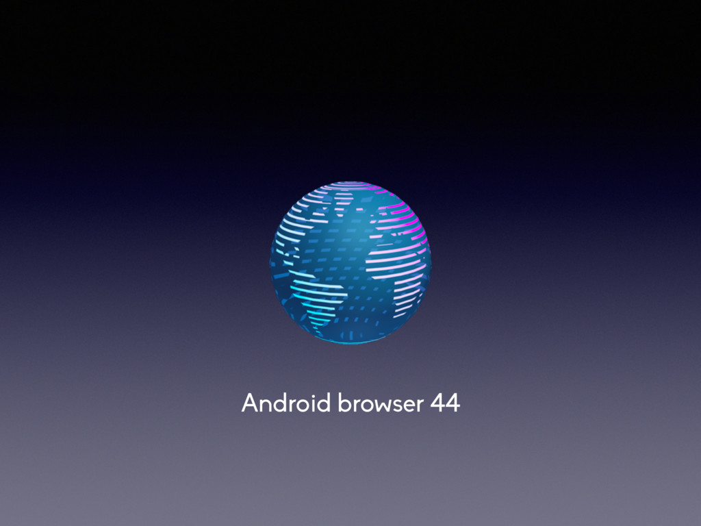 Android browser 44
