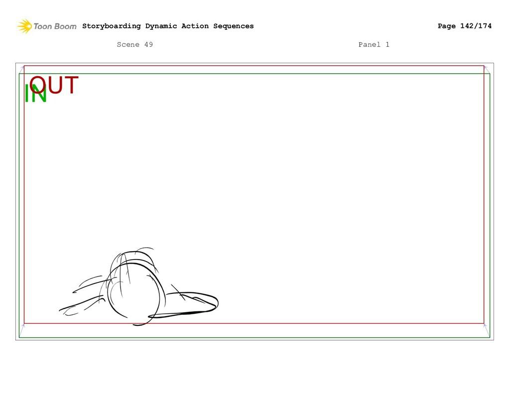Scene 49 Panel 1 Storyboarding Dynamic Action S...