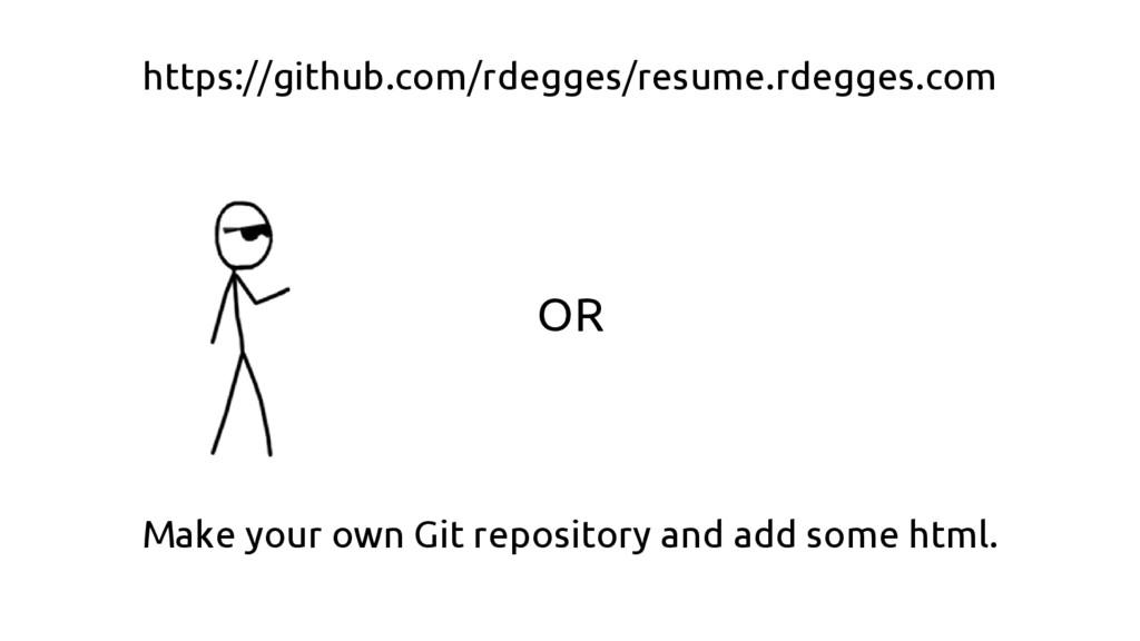 https://github.com/rdegges/resume.rdegges.com O...