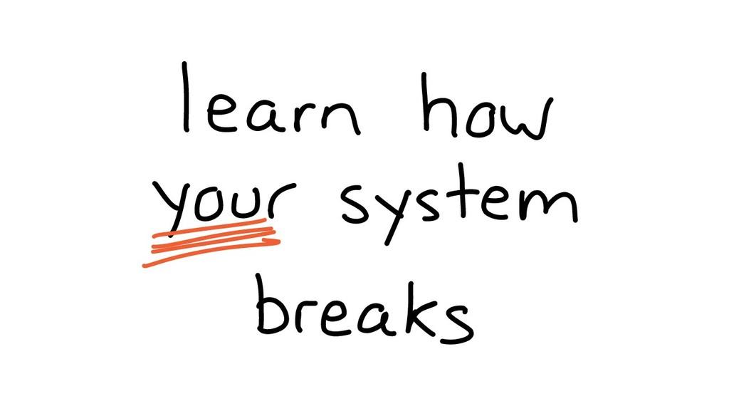 learn...