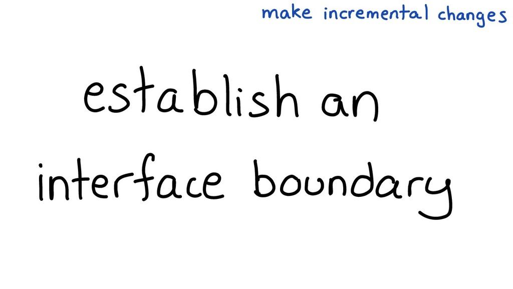 make ...