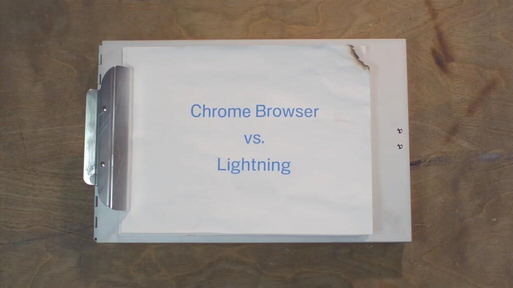 2008: google chrome