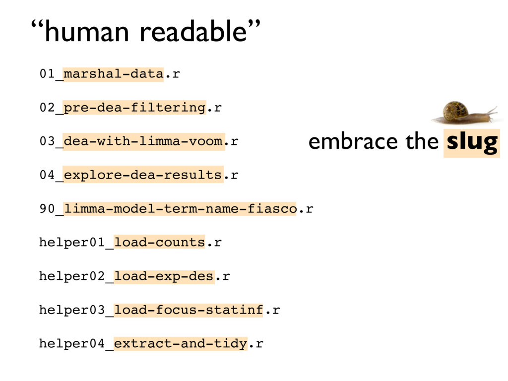 """human readable"" embrace the slug 01_marshal-da..."