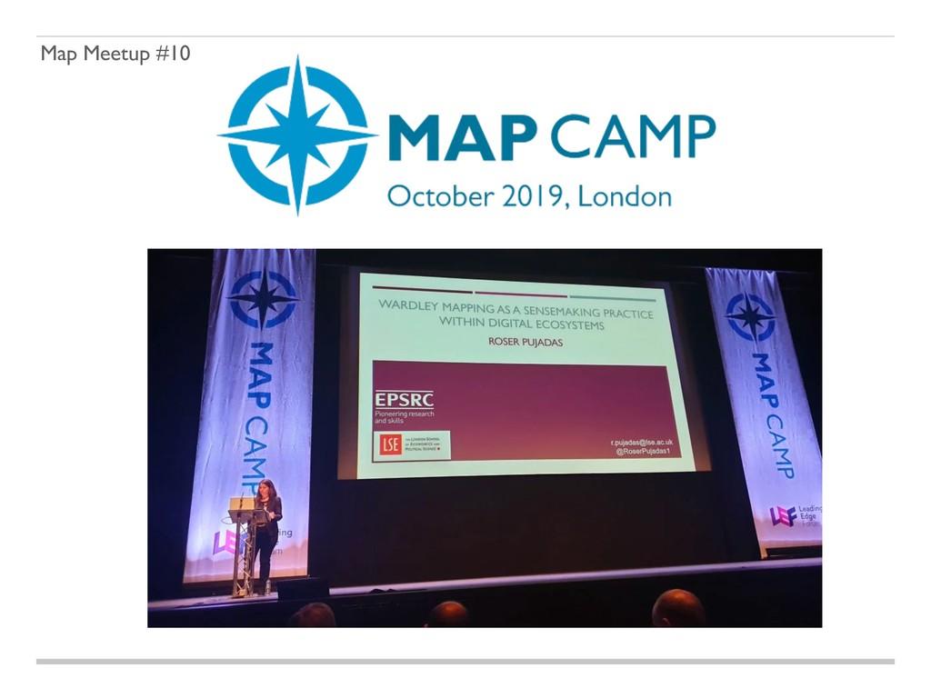 Map Meetup #10