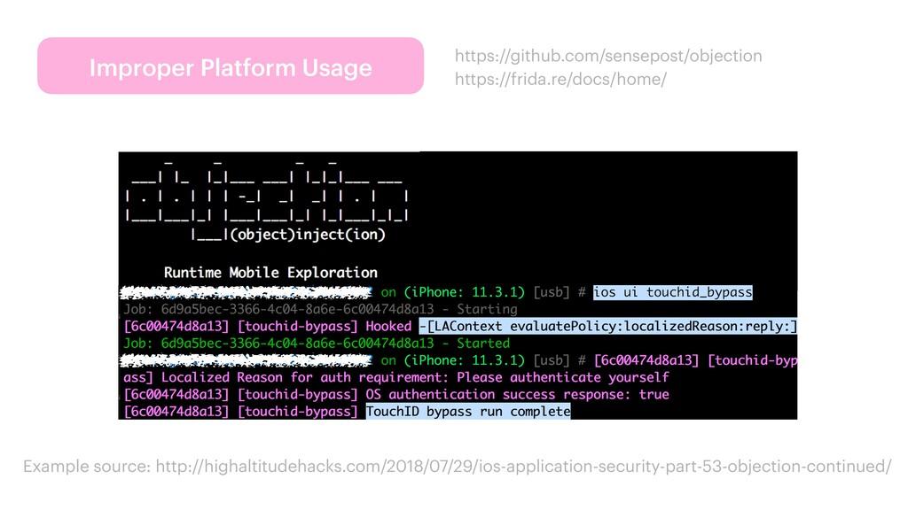 Improper Platform Usage https://github.com/sens...