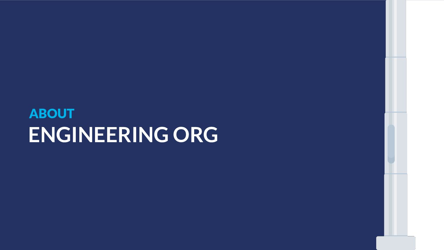 ABOUT ENGINEERING ORG