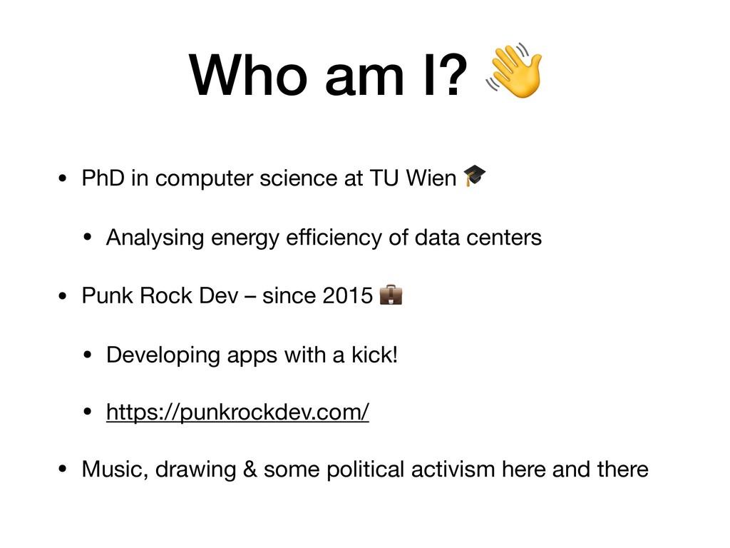 • PhD in computer science at TU Wien   • Analys...