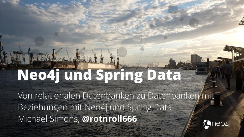 Von relationalen Datenbanken zu Datenbanken mit...