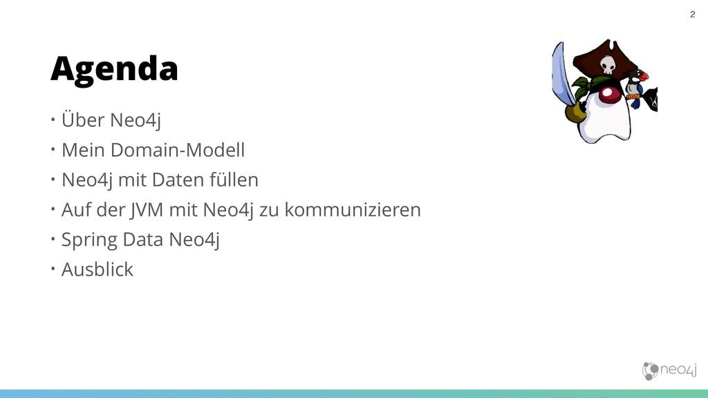 • Über Neo4j • Mein Domain-Modell • Neo4j mit D...