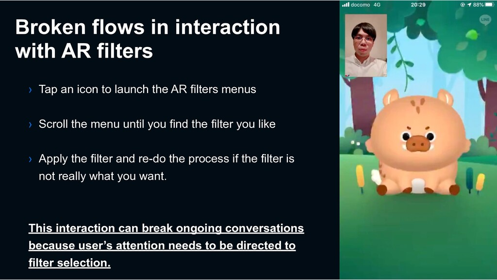 Broken flows in interaction with AR filters › T...